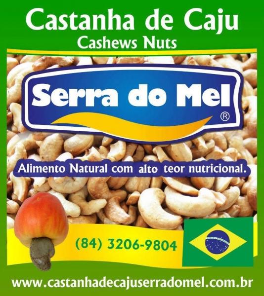 Banner Virtual, Cliente: Castanha de Caju Serra do Mel.