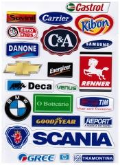 Exemplos de logos