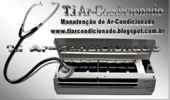 T.i Ar-Condicionado Revenda Especializada, atuante em São Paulo e Grande São Paulo, oferecemos serviços de Vendas, instalação e manutenção de Ar condicionado. Fornecemos aos nossos clientes e consumidores o que a de mais inovador no sistema de instalação, manutenção, vendas e projetos para Ar condicionado split e compacto, tanto material a ser utilizado na instalação ou manutenção como mão de obra especializada, equipe treinadas e aperfeiçoadas para melhor atendê-los. Atendimento diferenciado com respeito aos seus clientes, serviços com garantia, orientação ao uso do equipamento visando um bom conforto e bem-estar do usuário. www.tiarcondicionado.blogspot.com.br tiarcondicionado@hotmail.com 11 9-7991 9285