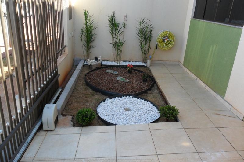 jardins em pequeno espaço
