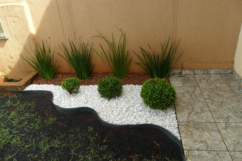 jardins- com buxinhos e moreias