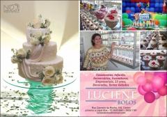 Bolos em ilhéus -  aceitamos encomendas de bolos de aniversários, festas empresariais, casamentos, infantis, formaturas, aniversários, 15 anos, tortas geladas, decorados e outros...  luciene bolos - faça já sua encomenda!  tel: 73 3633 6681 / 9 8892 0378  - e-mail: lucienebolos@hotmail.com   -  visite nossa página.  -  https://uniaodemarca.wixsite.com/lucienebolos