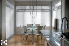 foto cortina tecido no trilho suisso. Black Bedroom Furniture Sets. Home Design Ideas