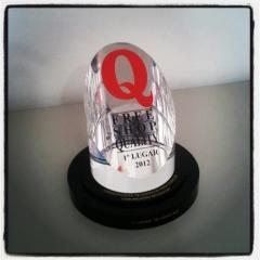 Prêmio free shop quality: 1o lugar comunicação interativa