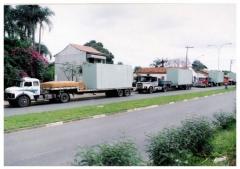 Transportes cargas pesadas