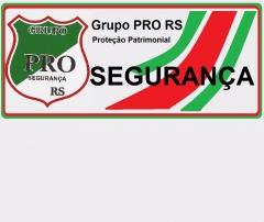 Grupo  PRO RS  SEGURANÇA