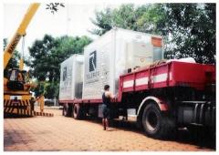 Transporte de cargas pesadas