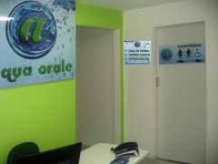 Recep��o acqua orale amil dental - (84) 2030-1829