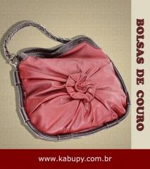 Bolsas femininas de couro kabupy