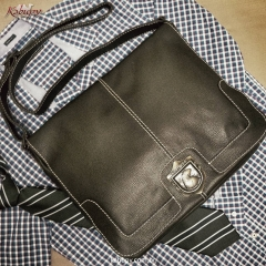 Kabupy bolsas masculinas de couro