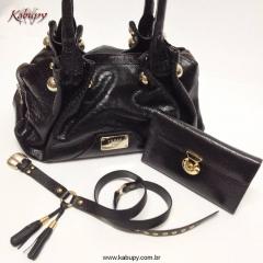 Bolsas e acessórios de couro kabupy