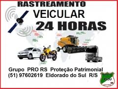 Rastreamento Veicular Grupo PRO RS Proteção Patrimonial
