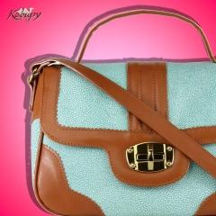 Bolsa feminina kabupy k0345 azul