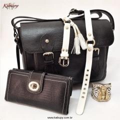 Bolsa e acessórios de couro kabupy k0101
