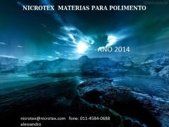 Nicrotex materias para polimento - foto 2