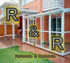 ROTONDO & ROTONDO ESQUADRIAS DE ALUMINIO - Foto 7