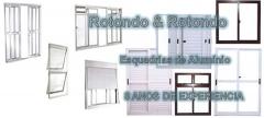 ROTONDO & ROTONDO ESQUADRIAS DE ALUMINIO - Foto 5