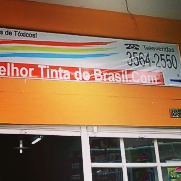 Fachada da loja Av. Amazonas 3654