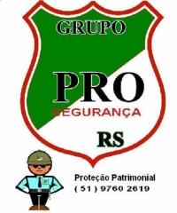 Grupo   PRO RS  Segurança  Privada.