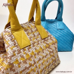 Bolsas femininas artesanais - kabupy