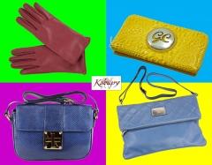 Bolsas femininas e bolsas de couro - kabupy