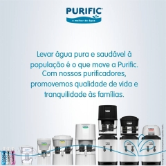PURIFIC FRANQUEADO CLEBER FERREIRA RODRIGUES