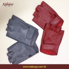 Luvas de couro pelica - kabupy