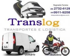 Foto 74 mudanças - Translog - Transportes, Entregas Rápidas, Pequenas Mudanças e Motoboy