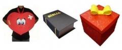 Biblia estojo + 01 caixa presente + 01 coracao sem jesus