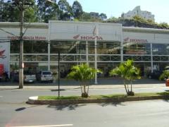 Independência motos juiz de fora, prédio localizado na avenida itamar franco