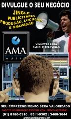 Foto 16 imagen, som e vídeo no Distrito Federal - Ama Music – Estúdio de Gravação Produções Artísticas e Soluções em áudio.
