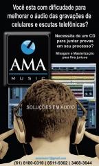 Ama music – estúdio de gravação produções artísticas e soluções em áudio. - foto 6