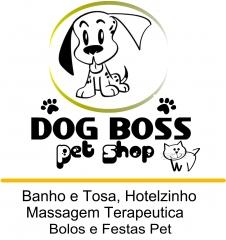 Dog boss pet shop