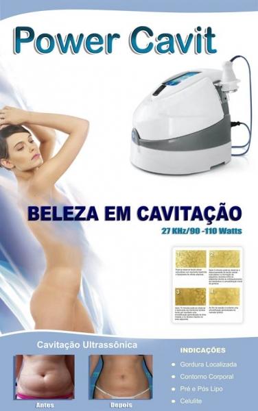 Power Cavit - Antes e Depois do melhor ultrassom cavitacional do mercado. Só na Laser Mix Locação de Equipamentos de Estética no Rio de Janeiro e Grande Rio, www.lasermix.net.br / (21) 97981-0008