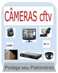 Instalação de câmeras de vigilância cftv