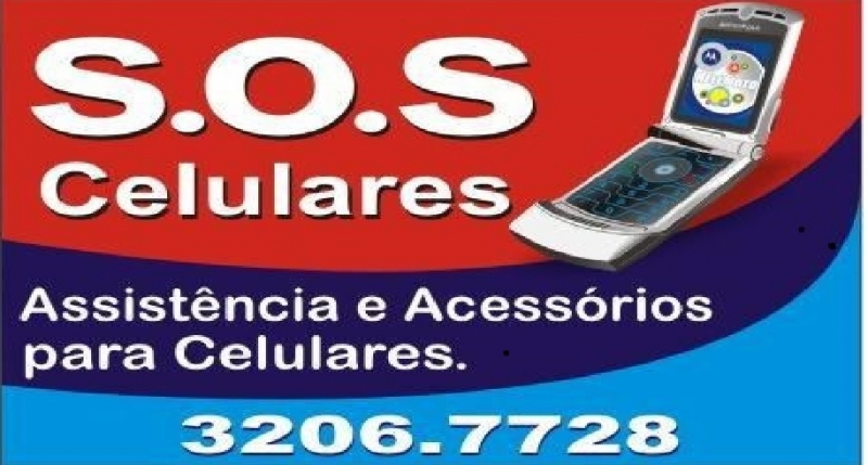 SOS Celulares - Manutenção e conserto celular Florianópolis