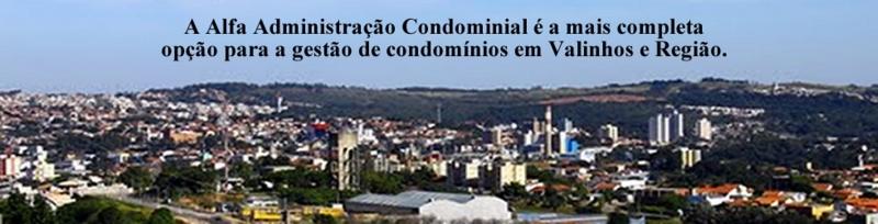 Administração de Condomínios em Valinhos - Campinas e Região