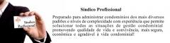 Síndico - síndico profissional - síndico condominial - síndico para condomínios