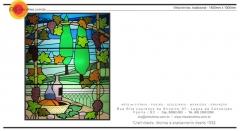 T�cnica vitral tradicional - residencial 3