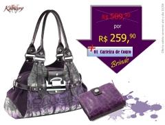 Bolsas femininas e bolsas de couro kabupy