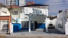 Nova fachada da vijac turismo e casa de câmbio