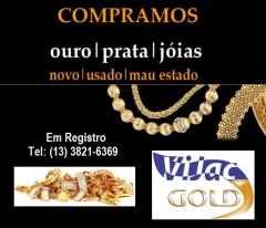 Vijac gold - compramos ouro, prata, jóias e diamantes.