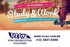 Estudo e trabalho