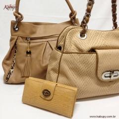 Bolsas de couro kabupy - carteiras femininas de couro kabupy