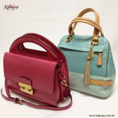 Bolsas de Couro Kabupy e Mochilas Femininas de Couro Kabupy