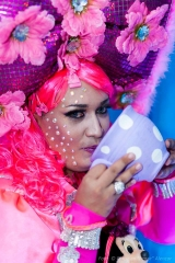 Drag show boneca super luxo  anita mel d' canna - foto 11