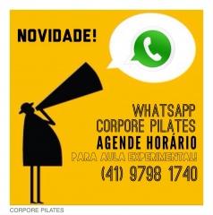 Agendamentos pelo nosso whatsapp! envie nome, email e horário preferível que entramos em contato com você!