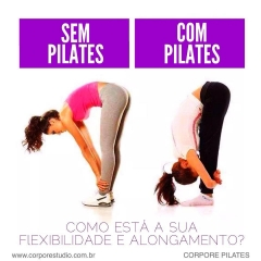 Como está sua flexibilidade e alongamento?