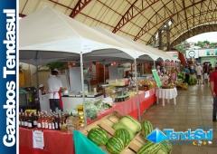 Tendas para feiras