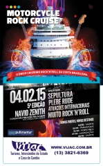 Motorcycle rock cruise - vijac